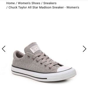 Converse | Chuck Taylor Madison low top grey